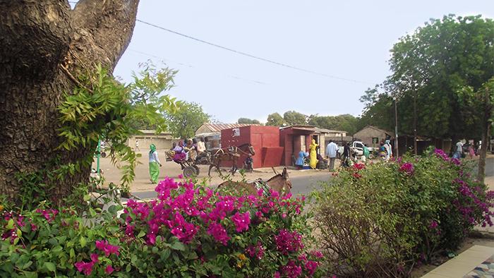 hôtel Sénégal