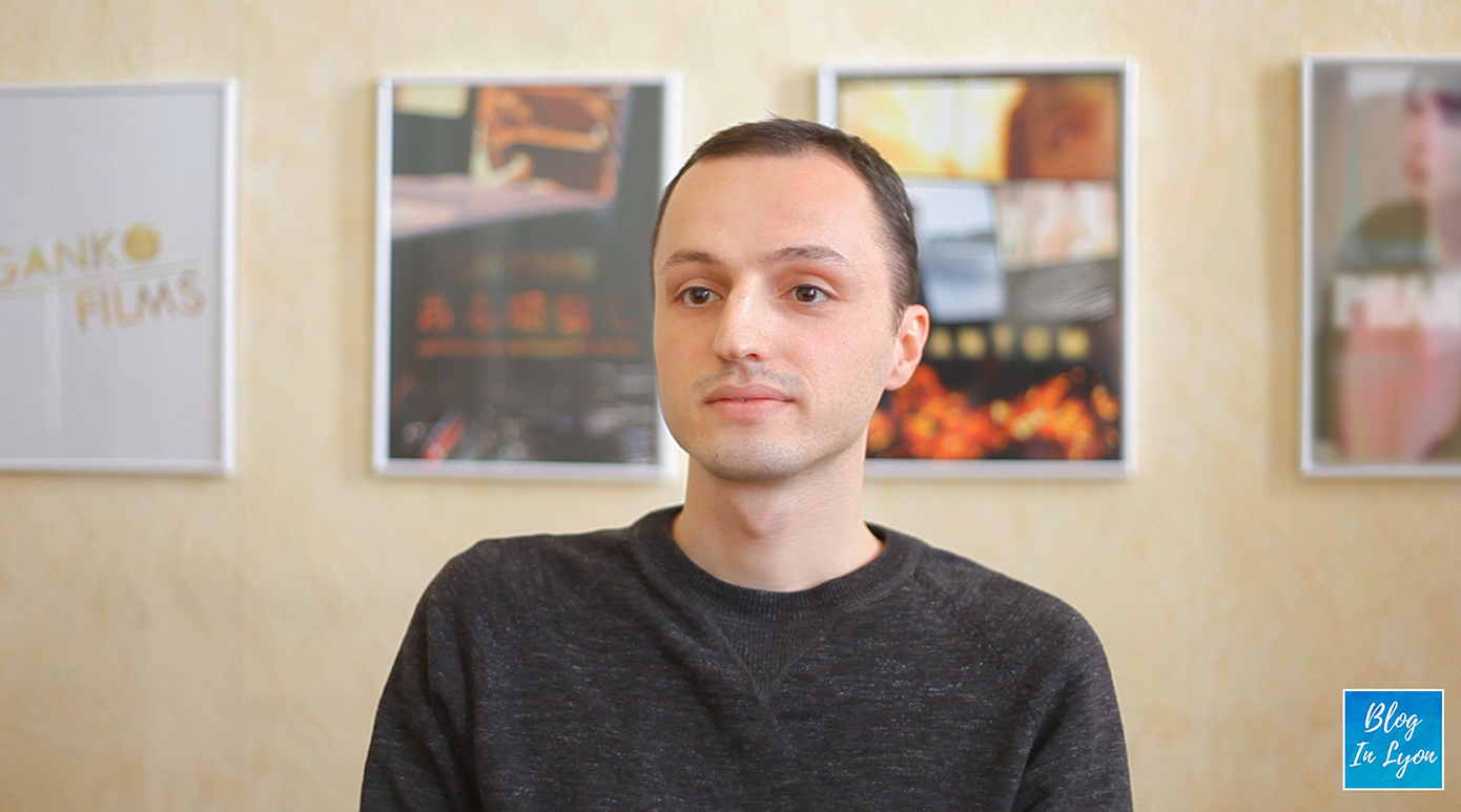 Jonathan Soler - Ganko Films - Réalisateur Lyonnais
