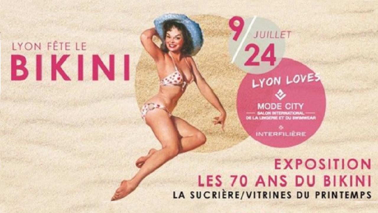 Lyon fête le bikini