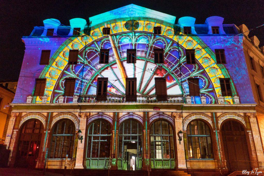 Fête des Lumières 2016 - Gare Saint Paul