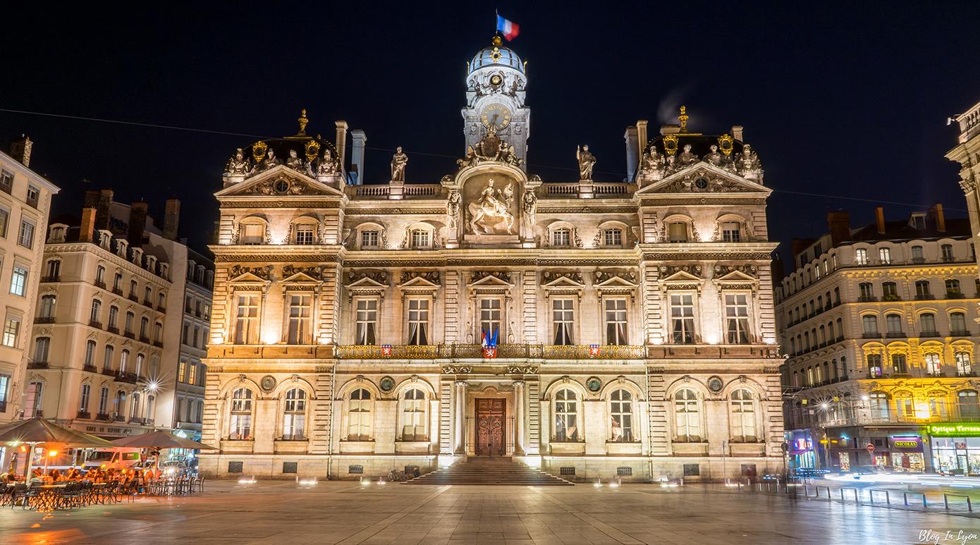 Hôtel de Ville de Lyon | Blog in Lyon