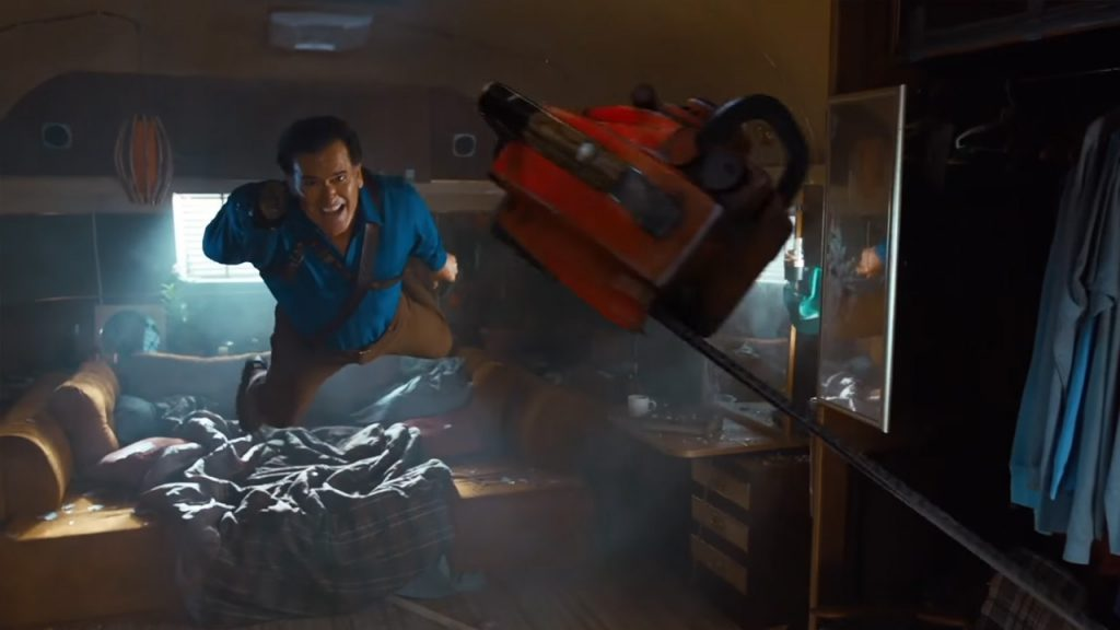 Pop Culture - Série Zombie - Ash vs Evil Dead