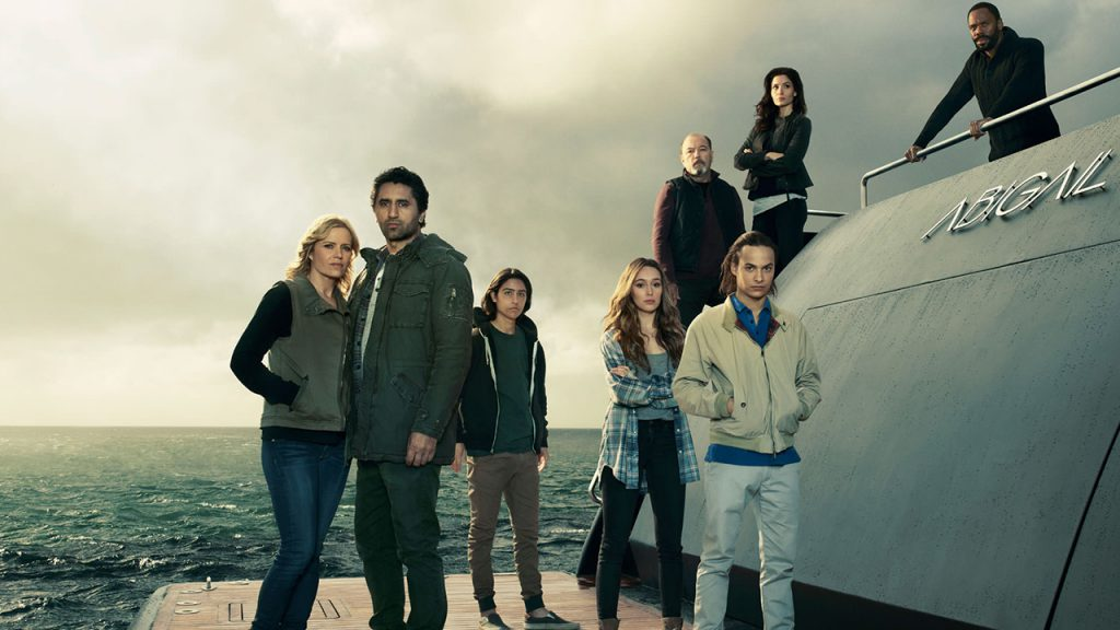 Pop Culture - Séries Zombies - Fear the walking dead