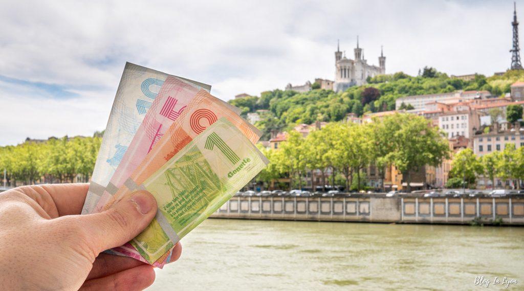 La Gonette, monnaie locale Lyonnaise