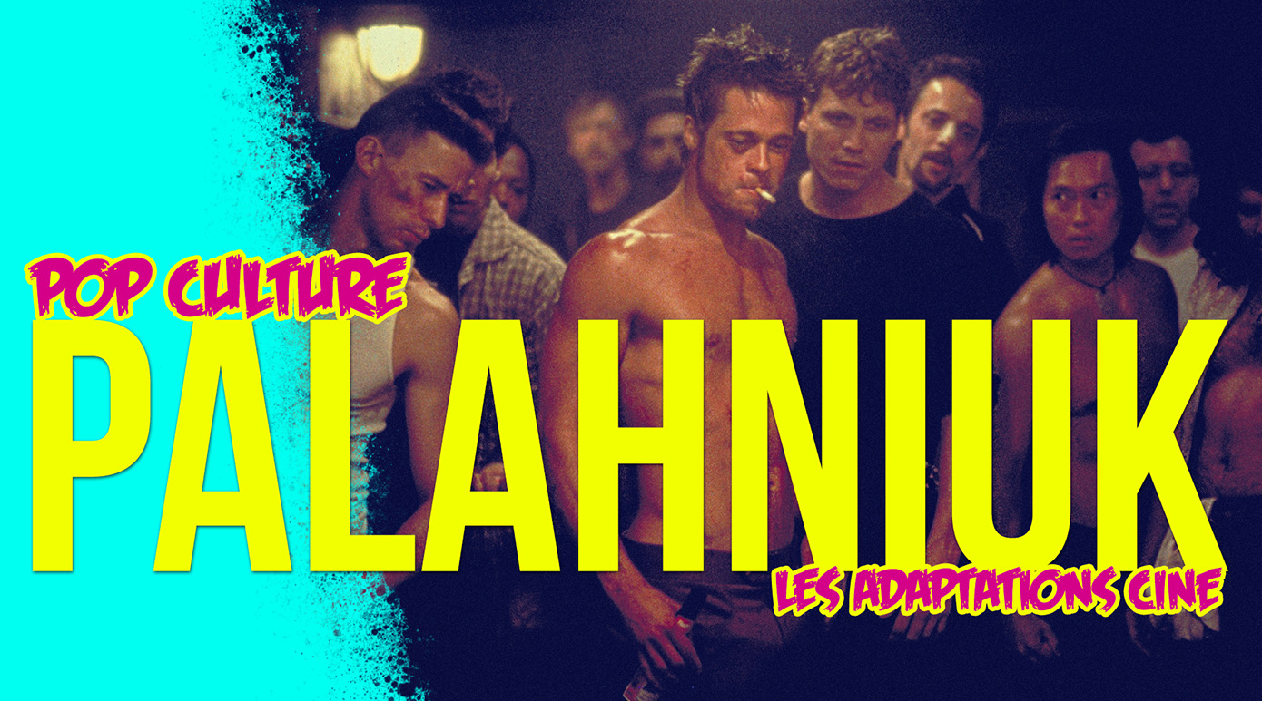 Chuck Palahniuk Pop Culture