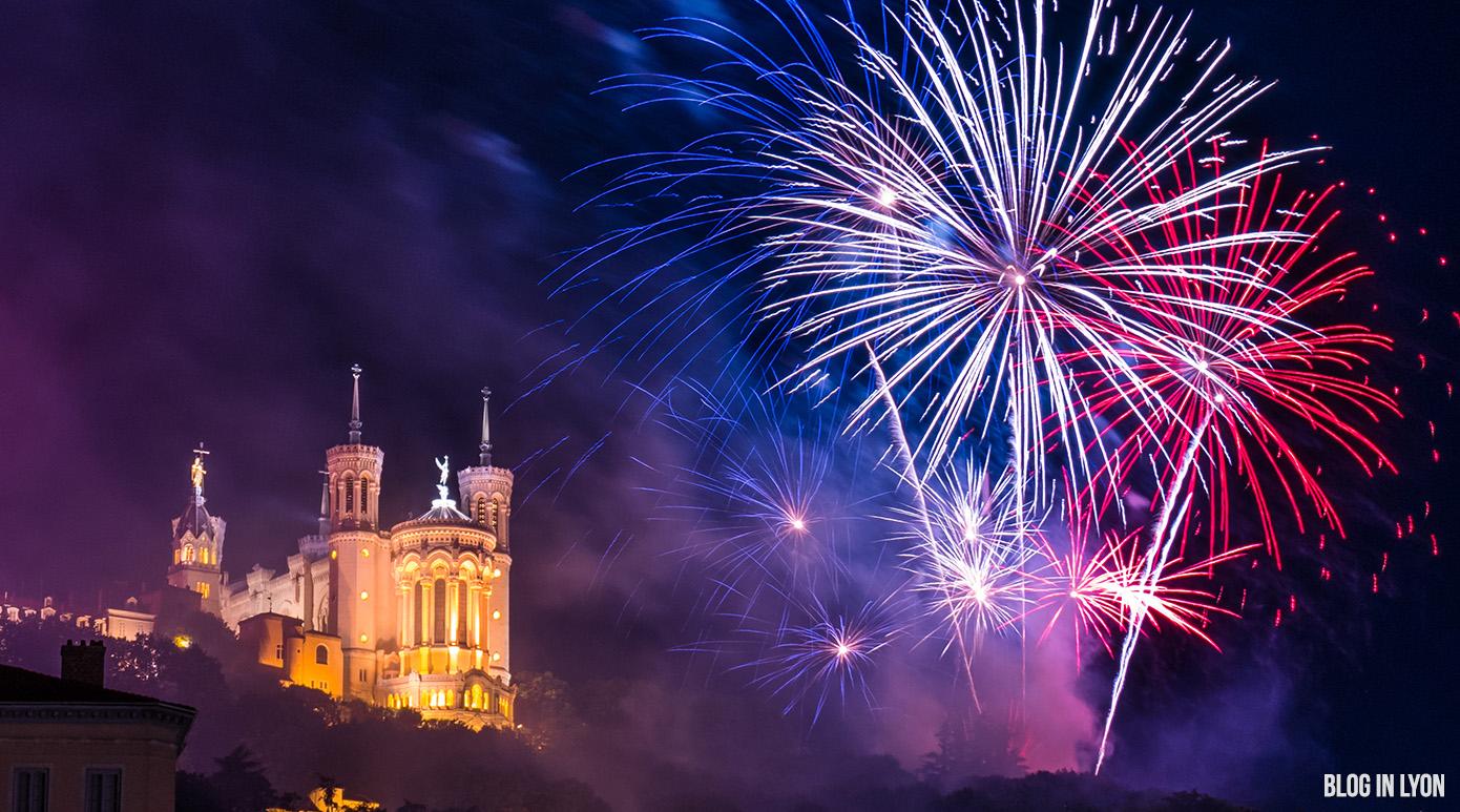 14 juillet à Lyon