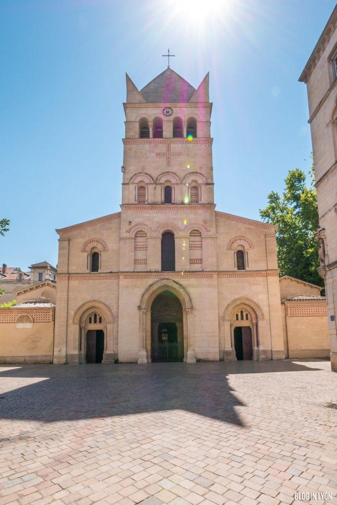 L'Abbaye d'Ainay - Blog In Lyon