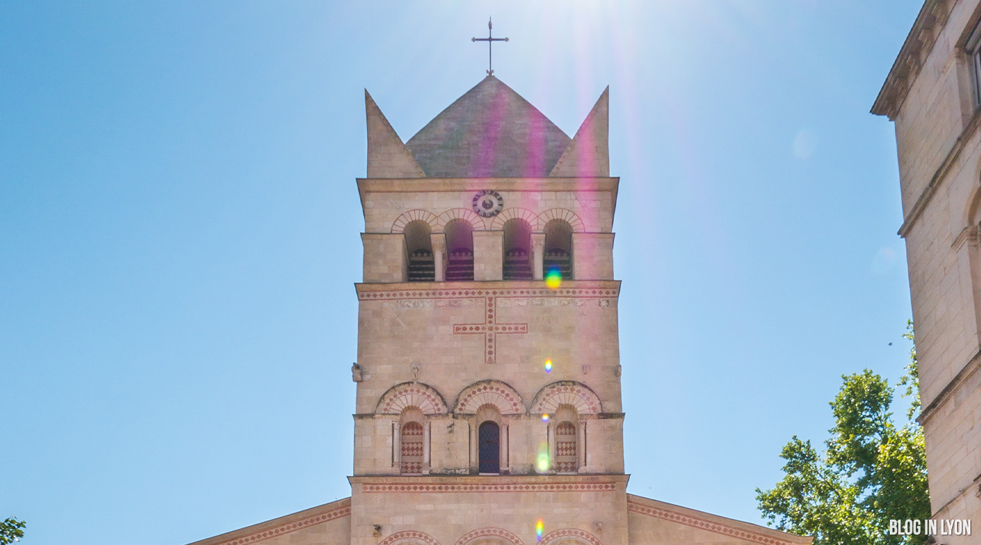 L'Abbaye d'Ainay