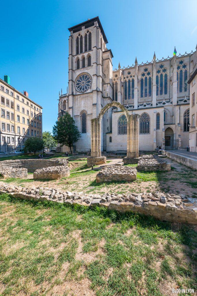Jardin archéologique Saint-Jean