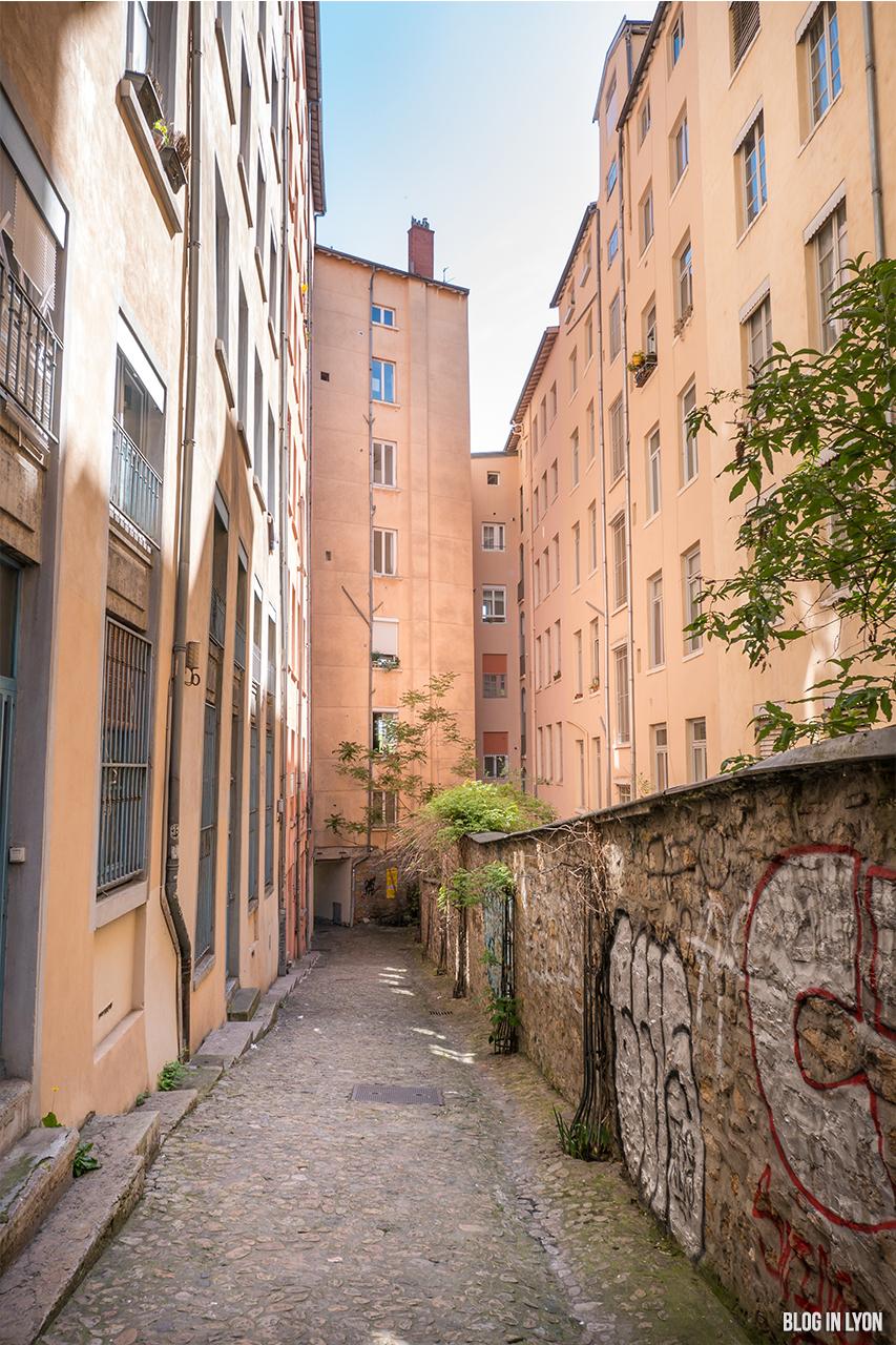 Visiter Lyon - Montée Saint Sébastien | Blog In Lyon