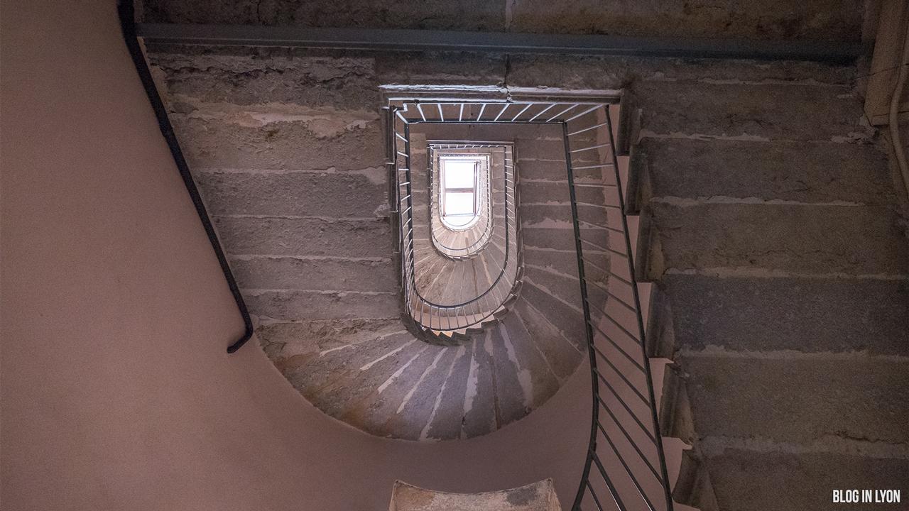Visiter Lyon - Les traboules de la Croix-Rousse Est | Blog In Lyon