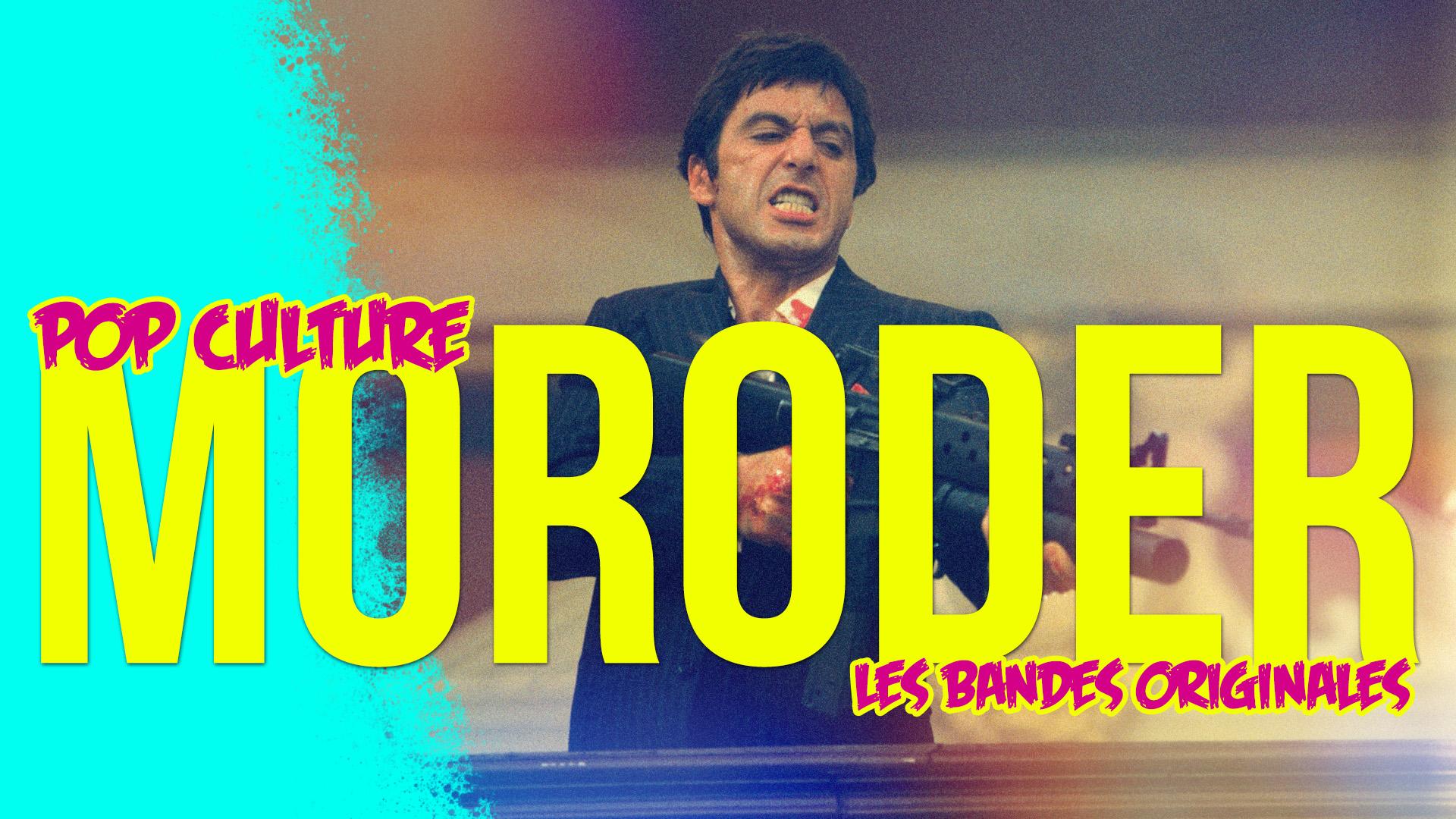 Giorgio Moroder - Les bandes originales