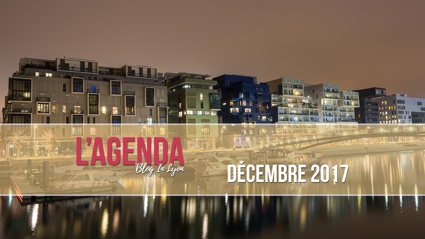 agenda décembre 2017