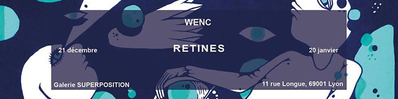 Rétines de WENC