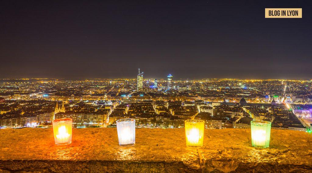 Fond écran Lyon - Fête des Lumières à Lyon | Blog In Lyon