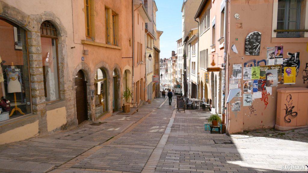 Visiter Lyon - Les traboules de la Croix-Rousse Sud | Blog In Lyon