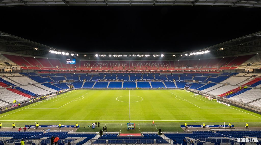 fond écran lyon - Olympique Lyonnais