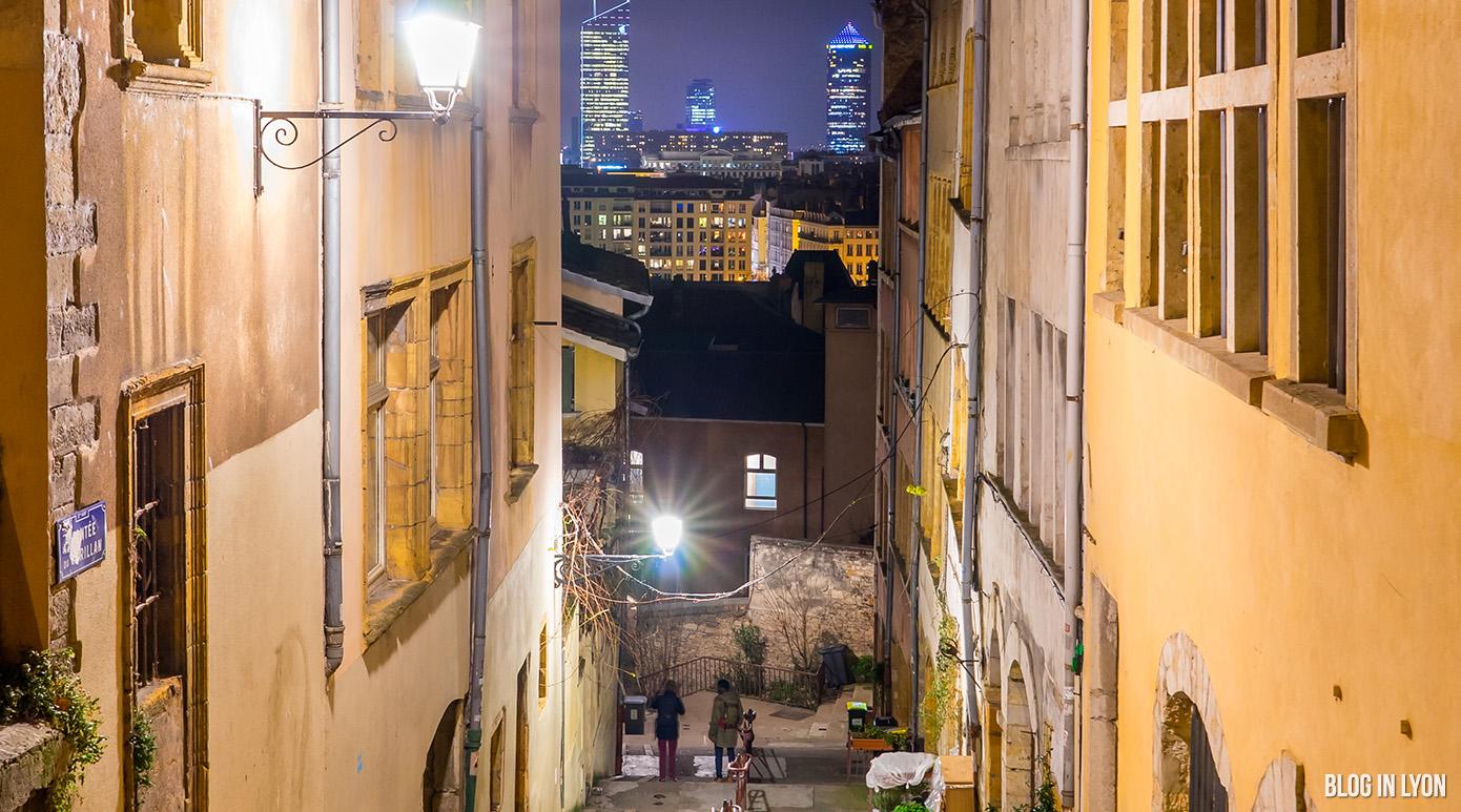 Montée du Garillan | Blog In Lyon - Webzine Lyonnais