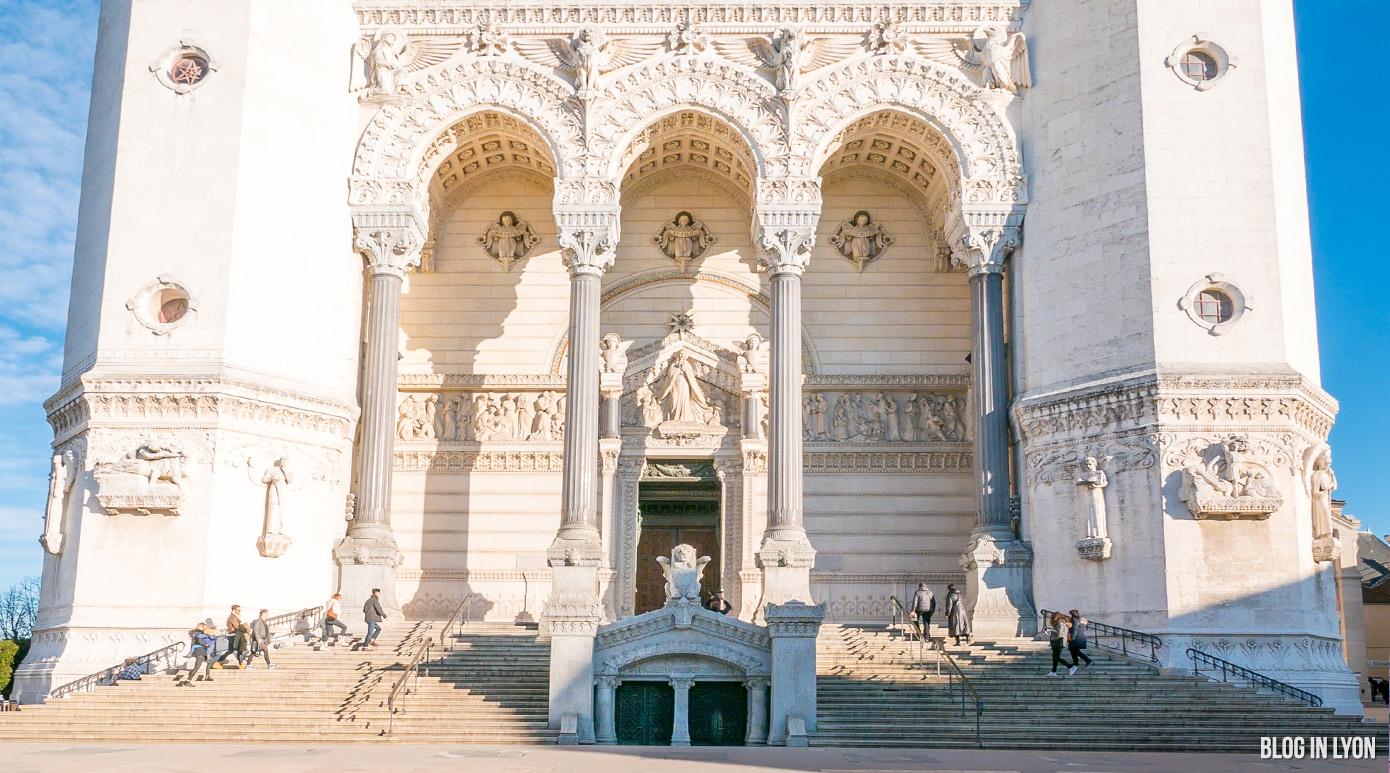 Basilique Notre Dame de Fourvière - Blog In Lyon