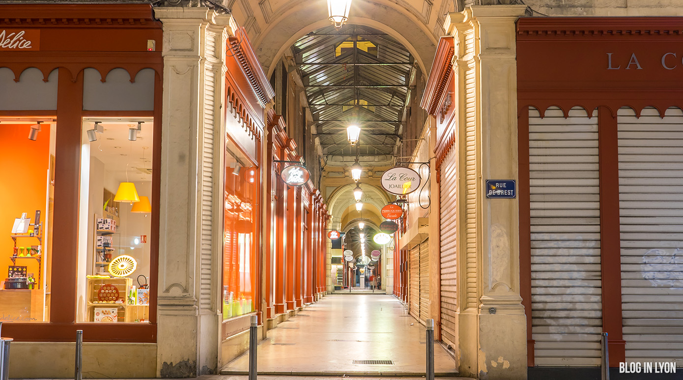Passage de l'Argue | Blog In Lyon - Webzine Lyon