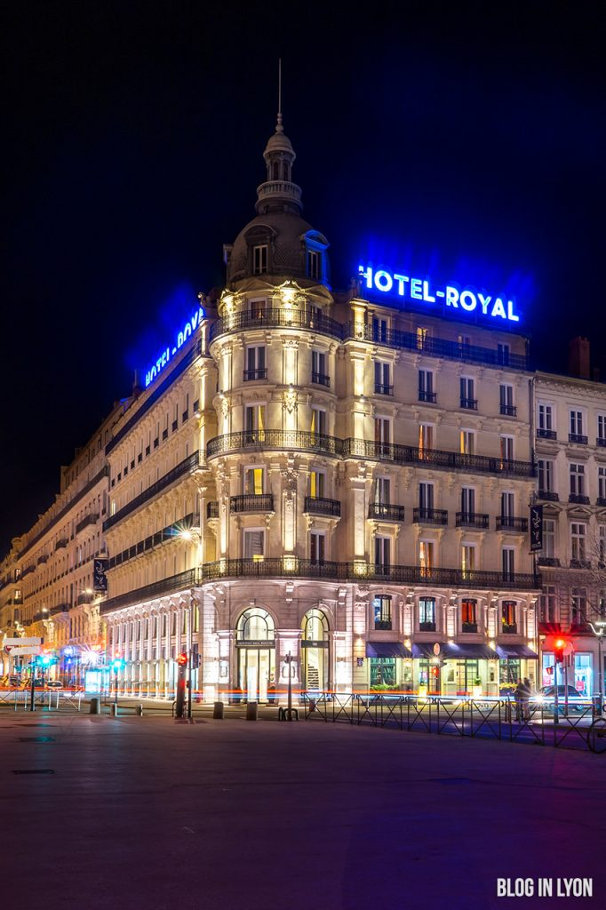 Hotel Royal Lyon | Blog In Lyon - Webzine Lyon