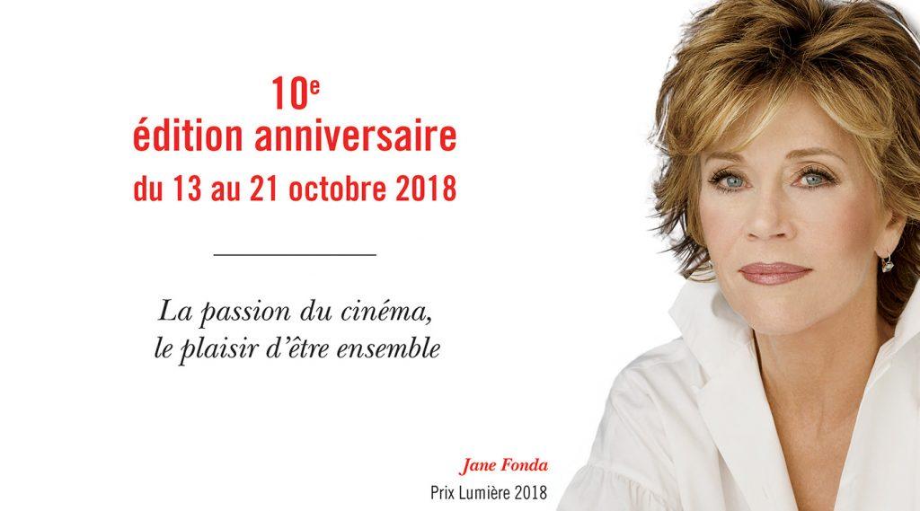 Festival Lumière 2018 Prix Jane Fonda | Blog In Lyon