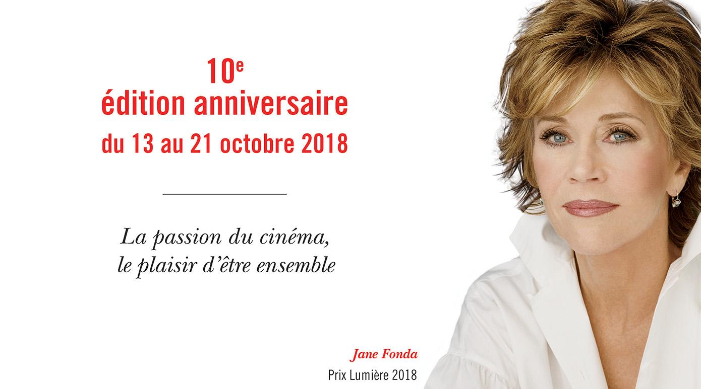 Festival Lumière 2018 Prix Jane Fonda   Blog In Lyon