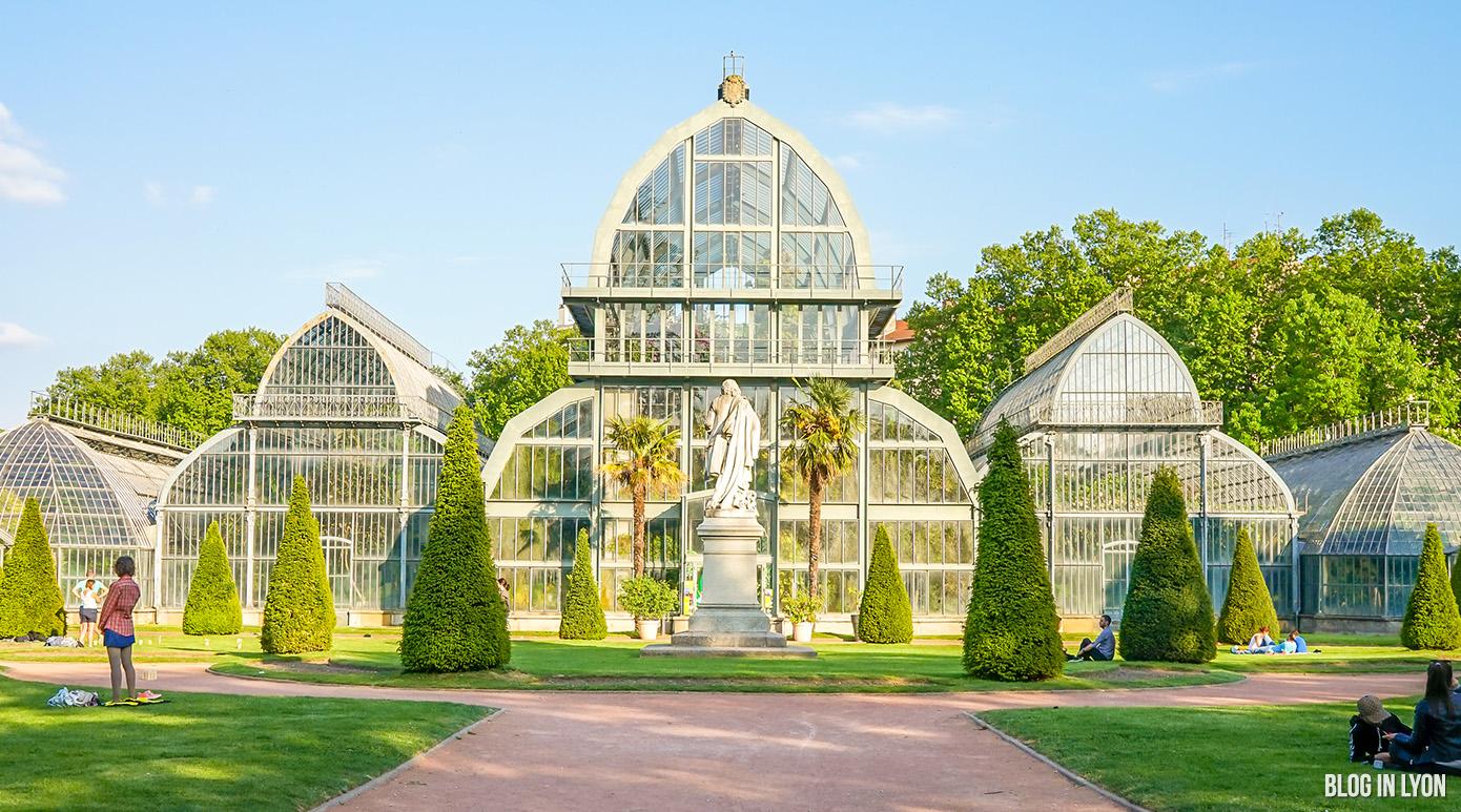 Les grandes serres du jardin botanique | Blog In Lyon