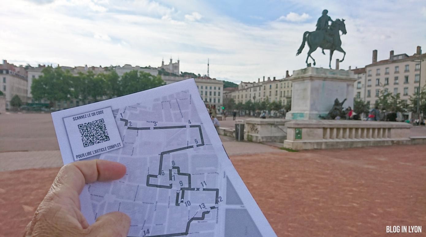 Découvrir les traboules de Lyon   Blog In Lyon - Webzine