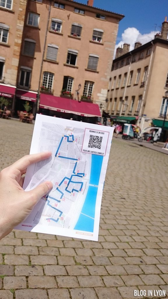 Découvrir les traboules de Lyon   Blog In Lyon