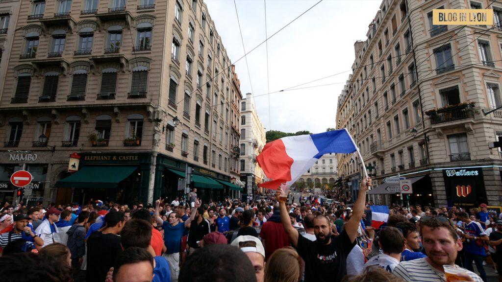 Coupe du Monde 2018 - Ville de Lyon | Blog In Lyon