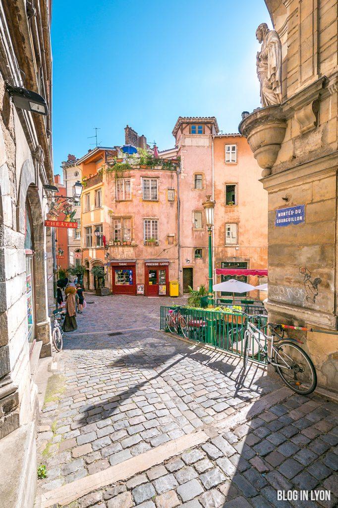 Montée du Gourguillon | Blog In Lyon