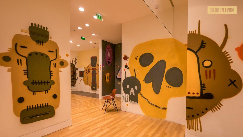 Exposition One Shot à la Confluence - Street Art | Blog In Lyon