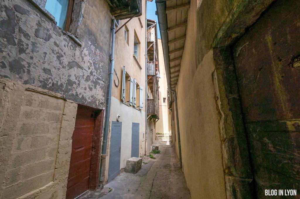 Secrets de Lyon - Impasse Turquet | Blog In Lyon
