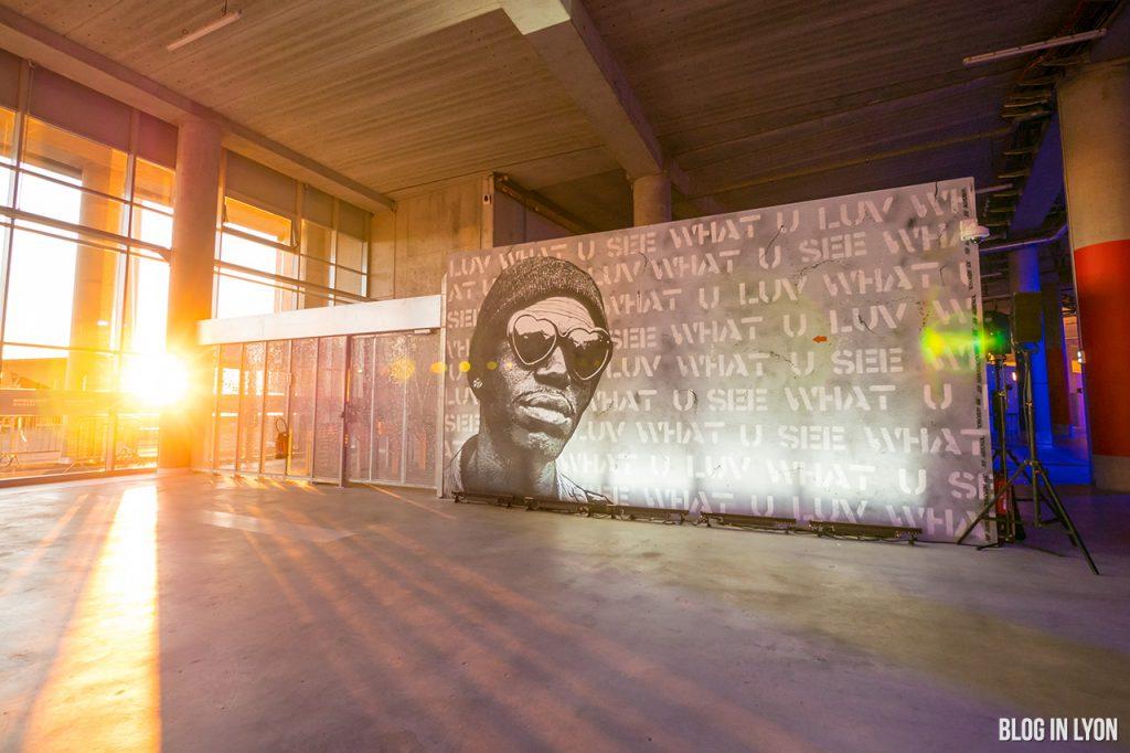 Offside Gallery Lyon - Groupama Stadium Street Art | Blog In Lyon