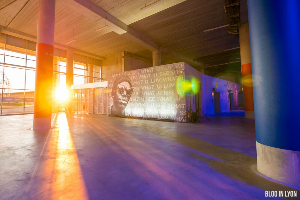 Offside Gallery Lyon - Groupama Stadium Street Art   Blog In Lyon