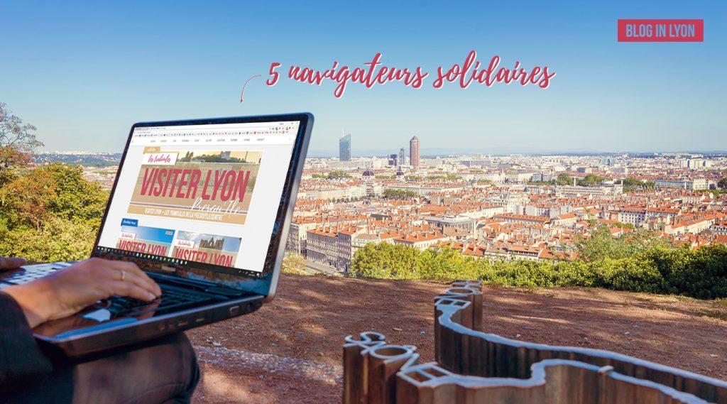 5 Moteurs de recherche solidaires | Blog In Lyon - Webzine Lyonnais