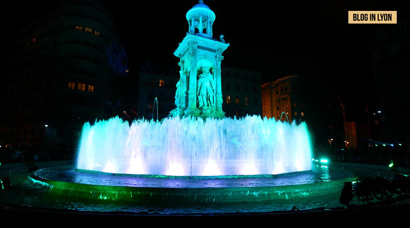Fête des Lumières 2018 - Vidéo Place des Jacobins | Blog In Lyon