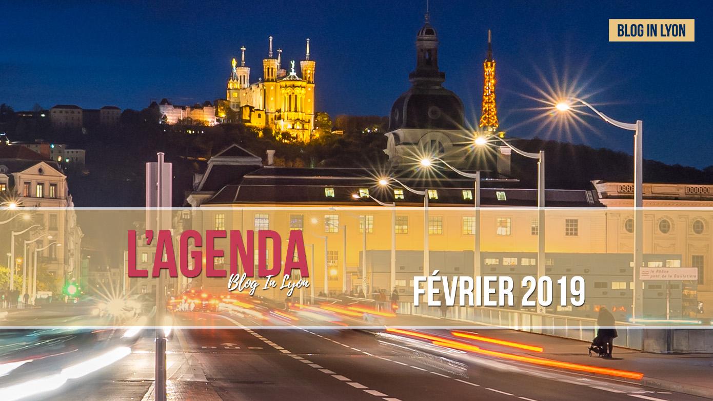 Lyon - Agenda Janvier 2019   Blog In Lyon