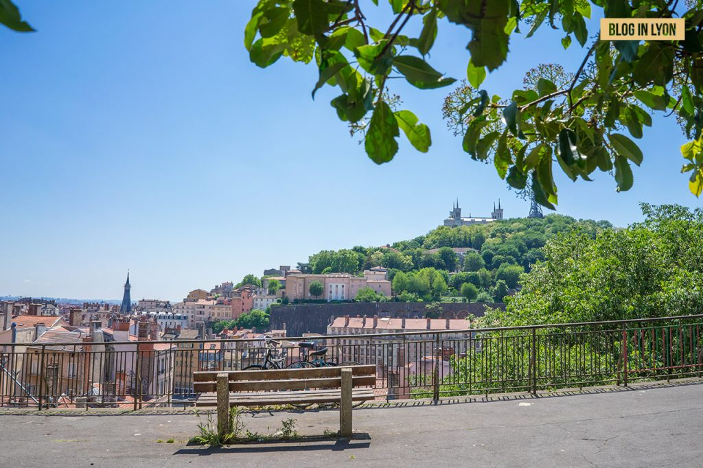 Visiter Lyon - Fresques et murs peints - Croix-Rousse Presqu