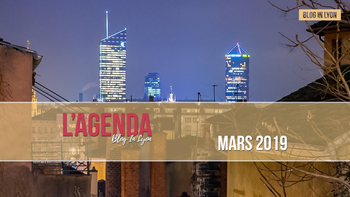 Agenda Sorties Lyonnaises - Blog In Lyon