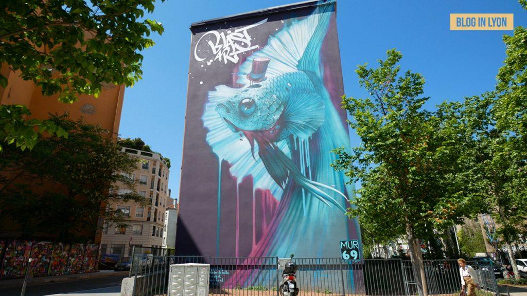 Oeuvre Kalouf - Blog In Lyon