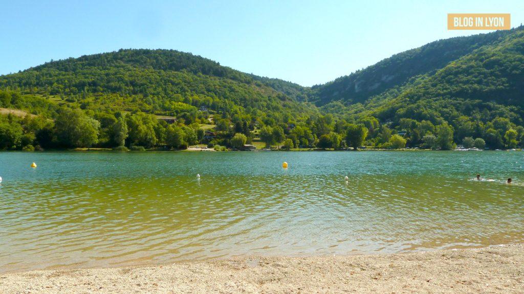 Ile Chambod - Baignades autour de Lyon | Blog In Lyon