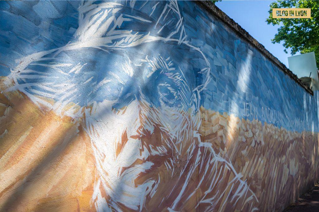 Fresques et murs peints - Rive Gauche - Fresque de Montluc   Blog In Lyon