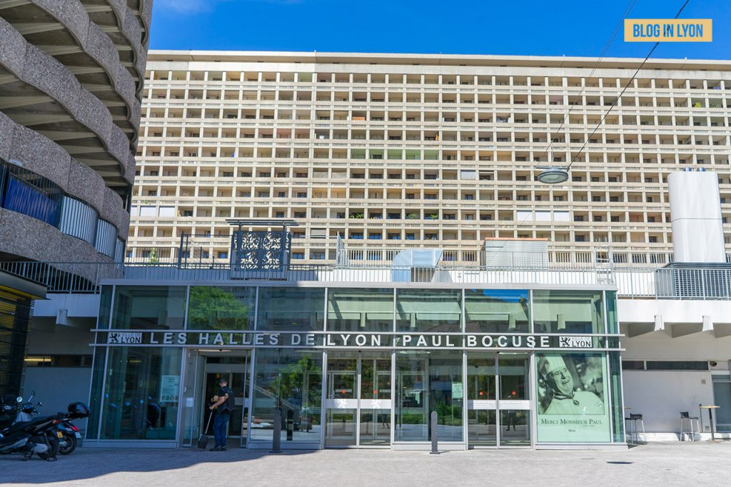 Visiter Lyon Fresques et murs peints - Halles de Bocuse   Blog In Lyon