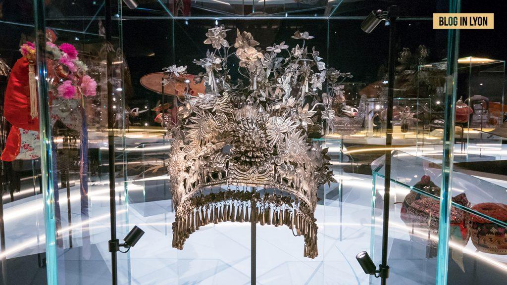 Expo Le Monde en tête - Musée des Confluences - Blog In Lyon