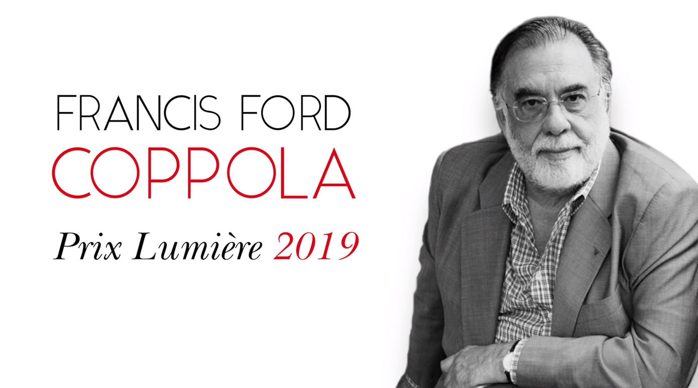 Festival Lumière 2019 - Francis Ford Coppola   Blog In Lyon