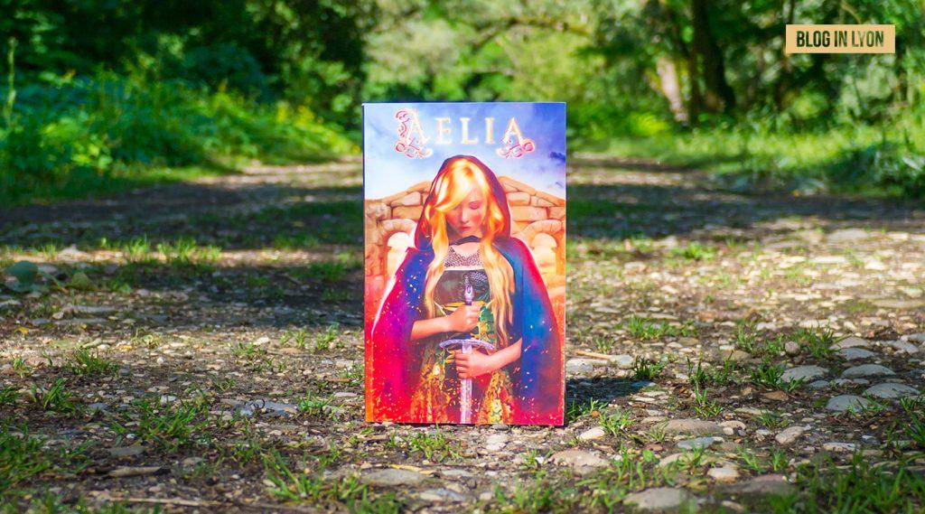 Aelia roman de Jonathan Soler | Blog In Lyon