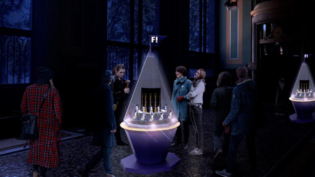 Fête des Lumières 2019 - Palais de Bondy | Blog In Lyon
