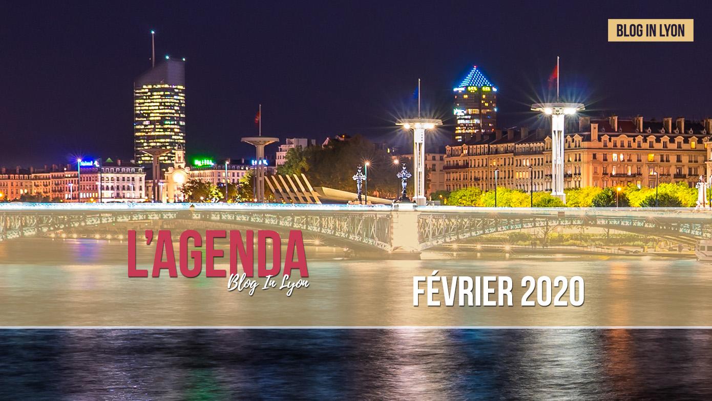 Agenda Février 2020 - Ville de Lyon   Blog In Lyon